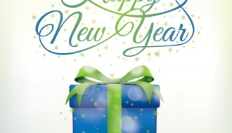 buon anno regalo – happy new year present