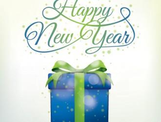 buon anno regalo – happy new year present
