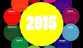 calendario 2015 fiore – calendar flower