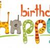 happy birthday animals – compleanno animaletti