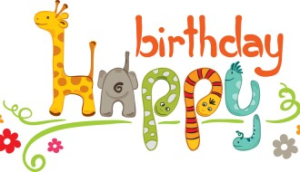 happy birthday animals – compleanno animaletti