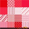16 pattern cuori – Valentines Day seamless patterns