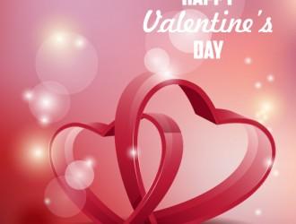 2 cuori intrecciati – Valentine day