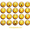 20 emoticons