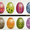 8 Easter Eggs – uova di Pasqua decorate_01