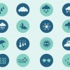 16 icone meteo – weather icons