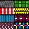 8 pattern geometrici – geometric patterns