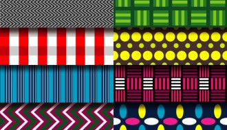 8 pattern geometrici – geometric patterns