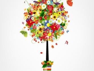 pianta fiori in vaso – flowers in vase