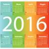 calendario 2016 – calendar 2016