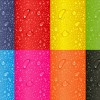 8 sfondi acqua – colorful water background