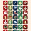 40 icone Natale – Christmas icons set