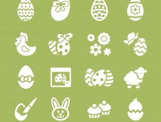 16 icone Pasqua – Easter icons