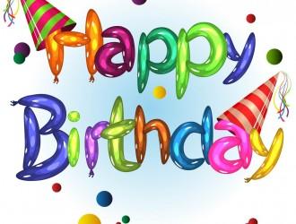 compleanno – fun happy birthday