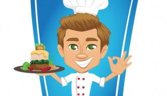 cuoco – male cook