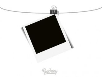 polaroid appesa – hanging polaroid
