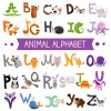 alfabeto animali – cartoon animal alphabets