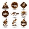 9 coffee labels – etichette caffè