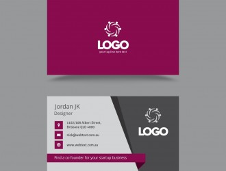 biglietto da visita – professional business card