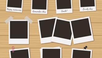 foto polaroid – polaroid frame collection
