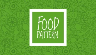 pattern cibo – organic food