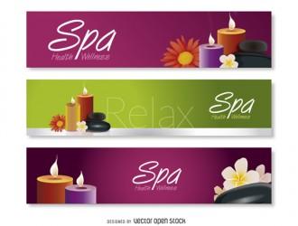 3 banner benessere – spa