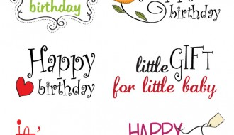 6 happy birthday text – scritte compleanno