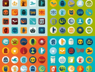 100 icone Halloween – icons