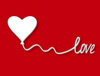love heart – palloncino cuore