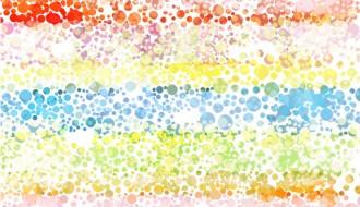 sfondo astratto – abstract colorful bubble texture background