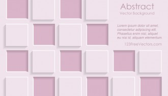 sfondo rosa quadrati – abstract pink paper square background