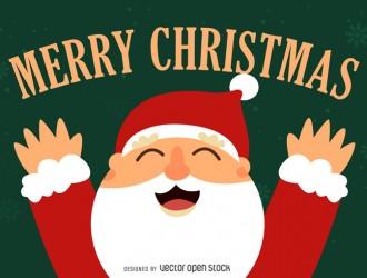 Merry Christmas Santa Claus – Babbo Natale
