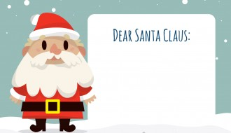 lettera Babbo Natale – dear Santa Claus letter maker