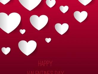 San Valentino cuori – Valentine Day heart card