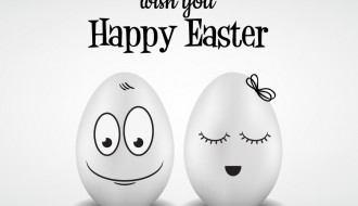 we wish you Happy Easter – uova Pasqua