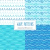4 pattern onde – wave pattern