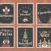 6 bigliettini Natale spagnolo – Christmas cards spanish