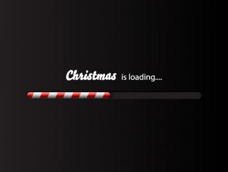 Natale sta arrivando – Christmas bar loading