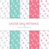 4 pattern uova di Pasqua – Easter Eggs pattern