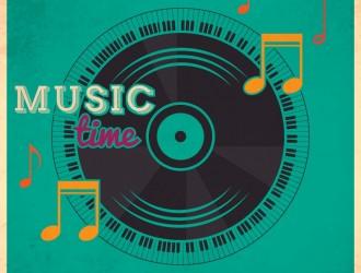 musica disco vinile – music vinyl disk