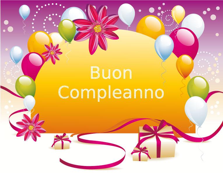 Поздравления с днем рождения на итальянском языке для мужчины