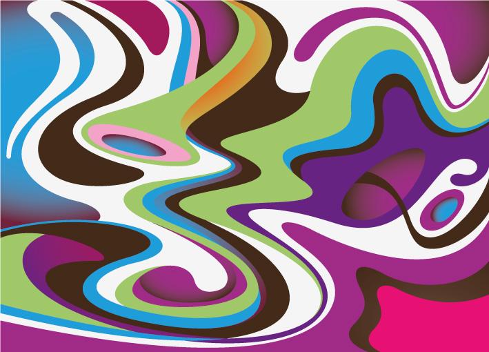 Sfondo Astratto Colorato Abstract Colorful Background