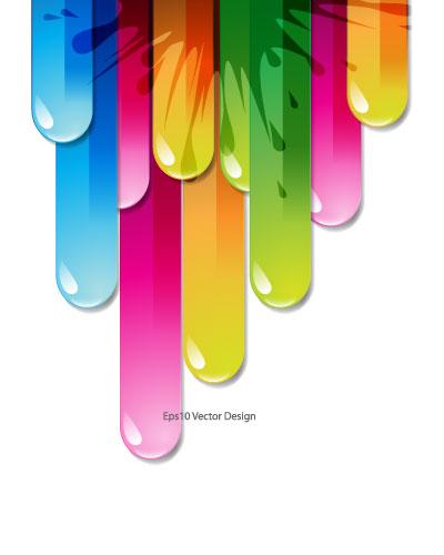 Sfondo Colorato Multicolor Vector Background