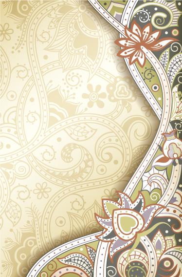 Sfondo Vintage Vintage Decorative Background