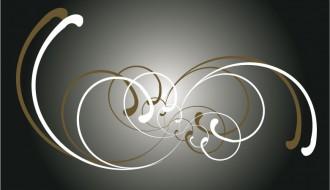 decorazione con spirali – swirly ornament_2
