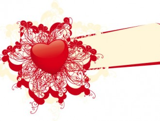 banner San Valentino – Valentine's banner