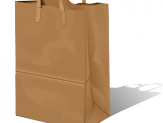 sacchetto di carta – paper bag