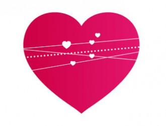 cuore decorato – decorated heart