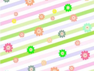 sfondo floreale colorato – colorful floral background