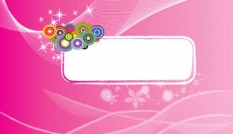 banner grunge fucsia – pink grunge banner
